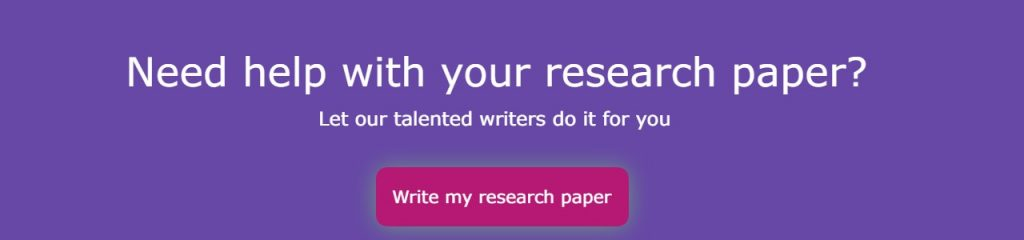how to write research paper