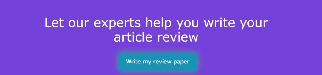 write my article review